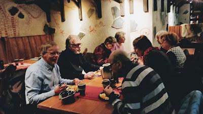 lounaalla Haraldissa