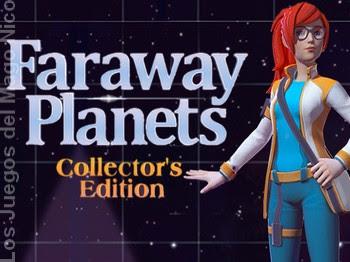 FARAWAY PLANETS - Vídeo guía del juego Y