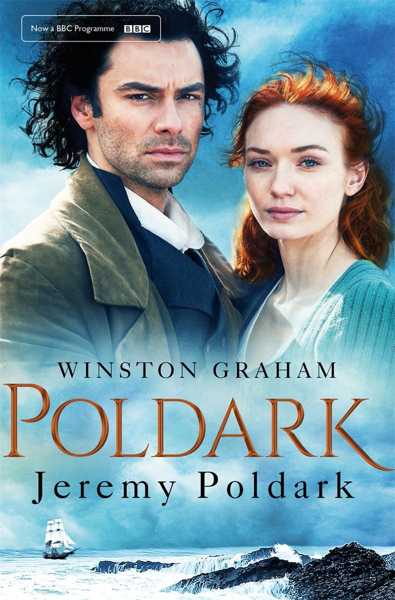 Poldark books in order - With Series Two Of Poldark About To Air In The Uk Publishers Pan Macmillan Are Producing Tv Tie Ins Of The Books The Series Will Cover Jeremy Poldark And