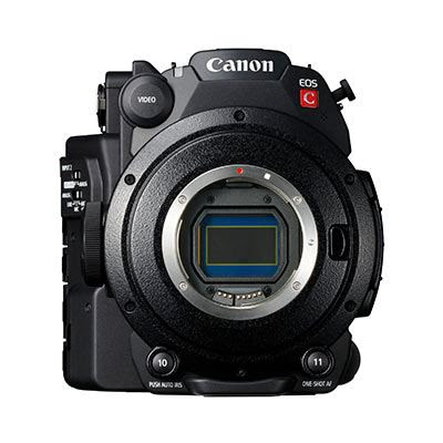 Canon EOS C200 Firmware Full Driversをダウンロード