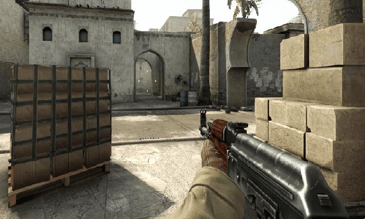 تحميل لعبة counter strike global offensive بحجم صغير