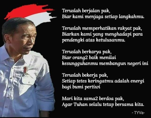 Semoga Artikel Ini Bermanfaat Bagi Rakyat Indonesia Dan Jangan Lupa Like & Share Mengapa Saya Harus Memilih Pak Jokowi Presiden Indonesia Maju Dua Periode ???