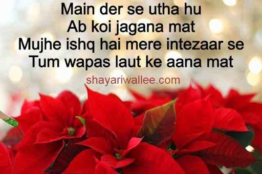 ishq shayari images in hindi