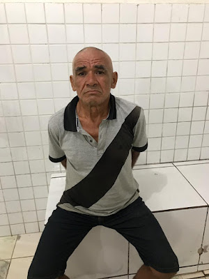 Idoso acusado de furtar bicicleta em Chapadinha é preso por PMs em Anapurus