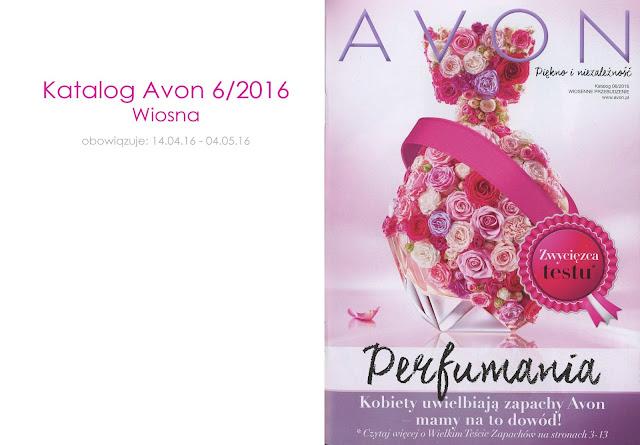 Przegląd katalogu 6/2016, Avon :)