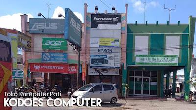 Info Loker Pati Mari bergabung bersama kami CV PRIBUMI JAYA KOMPUTAMA/KODOES COMPUTER PATI, dalam pengembangan produk IT. Menjangkau dan membantu masyarakat dalam mengikuti perkembangan Teknologi dan Informasi.