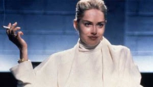Sharon Stone Basic Instinct 1992 movieloversreview.filminspector.com