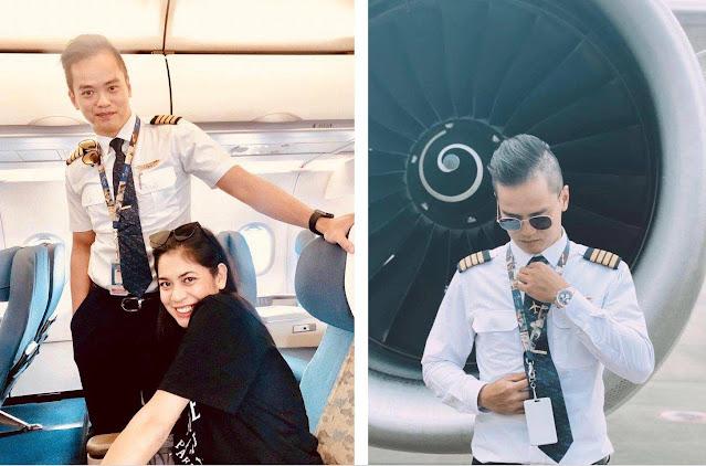 Bà xã hotgirl của cơ trưởng hãng hàng không Việt gây sốt với ảnh ngực trần cho con bú