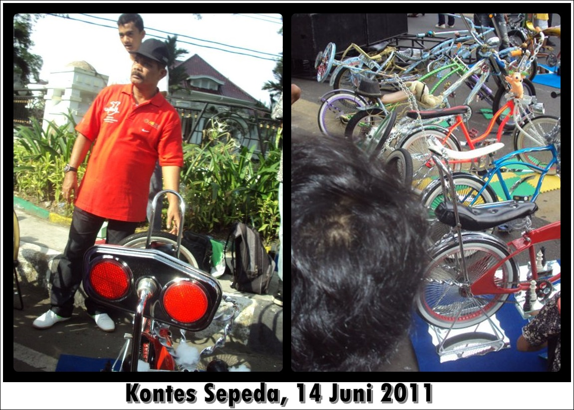 Monkey Bike Lowrider Medan