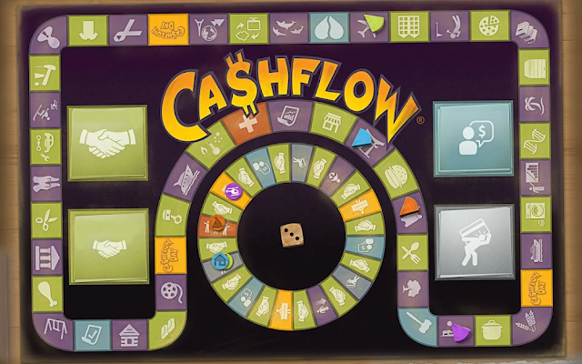 Learn Financial Literacy with CASHFLOW Game