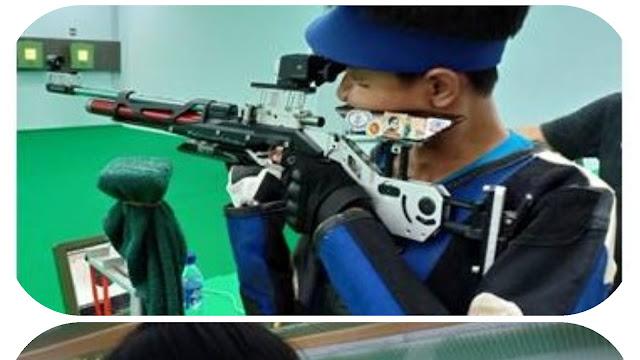 Pelajar Asal Sulut Raih Prestasi Gemilang di Kejurnas Menembak Piala Presiden 2020