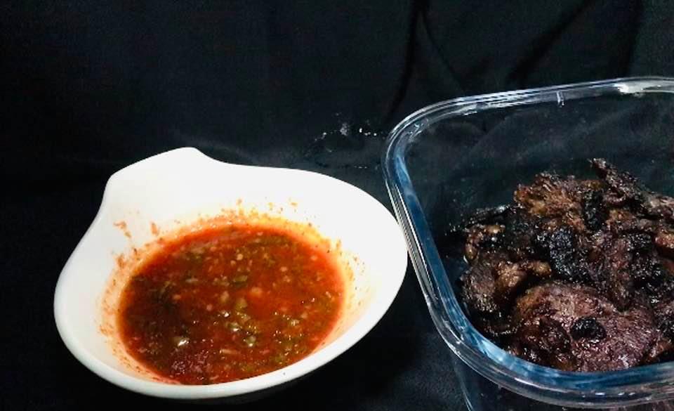 Nak order Hany Thai Kitchen Area JB