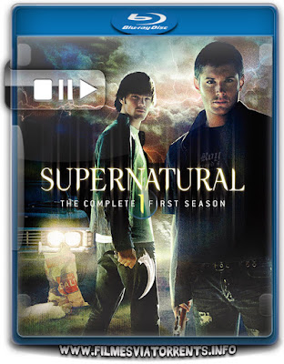 Supernatural 1ª Temporada Completa Torrent