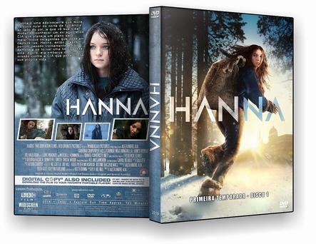 Hanna 1ª Temporada Completa 2019 – 2 DISCOS – AUTORADO