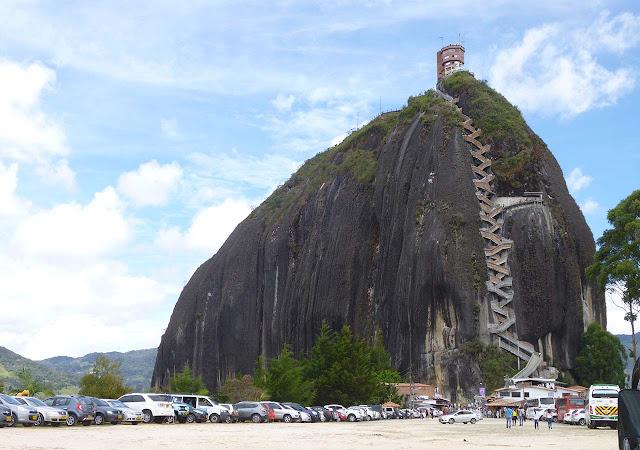 La Piedra Del Peñol - Guatapé - Colômbia