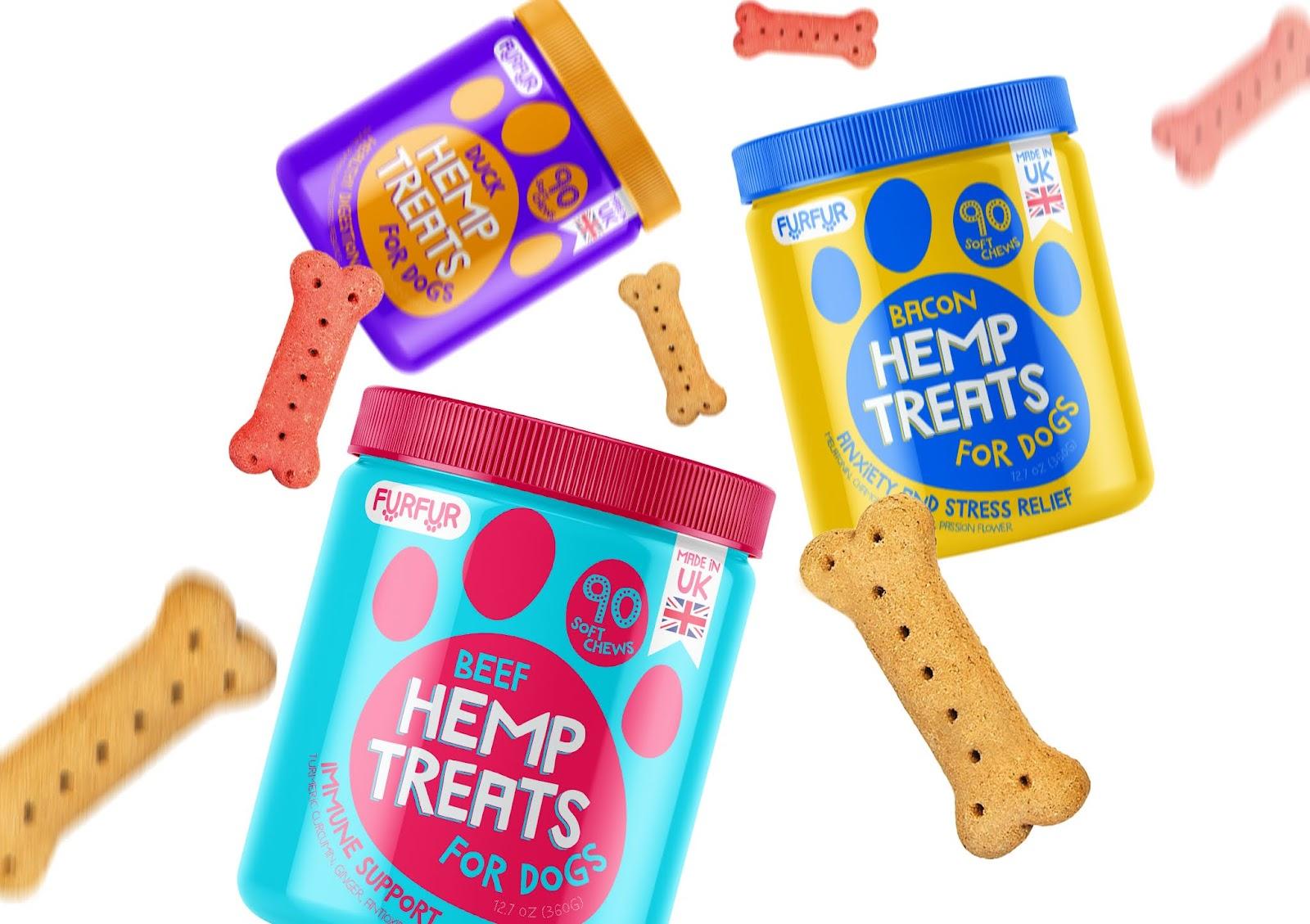 FURFUR – Hemp treats for dogs