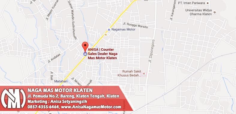 Alamat Dealer Naga Mas Motor Klaten   www.anisanagamasmotor.com