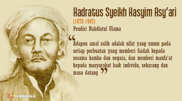 Ngaji Firqah Islam dari KH. Hasyim Asy'ari