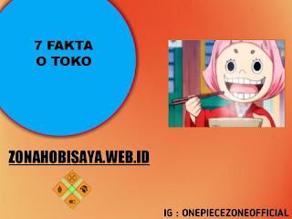 7 Fakta O-Toko One Piece, Anak Mantan Daimyo Hakumai [One Piece]