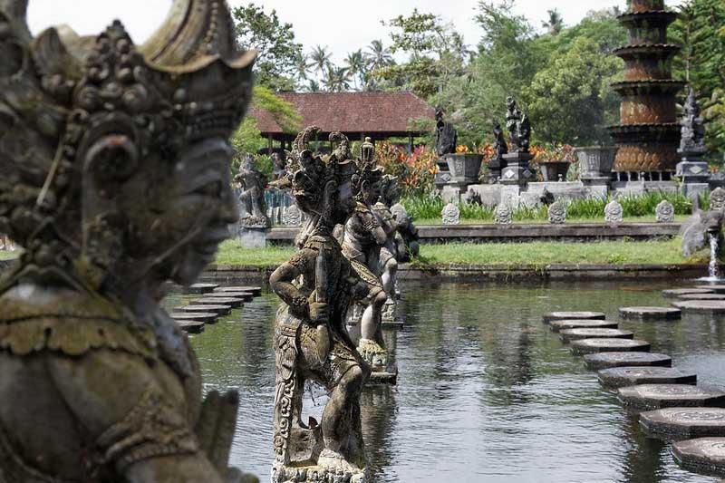 Harga Tiket Masuk dan Rute Wisata Tirta Gangga Water Palace Bali