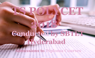 TS POLYCET 2018 : Notification, Exam date, Online application form, Fee, Eligibility, Important dates, Syllabus, Exam pattern