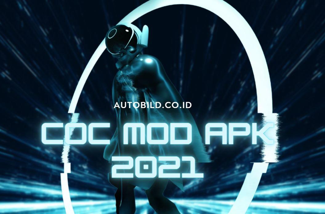 Download COC Mod APK Terbaru 2021