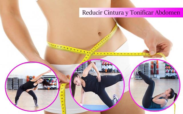 ejercicios para adelgazar vientre y cintura