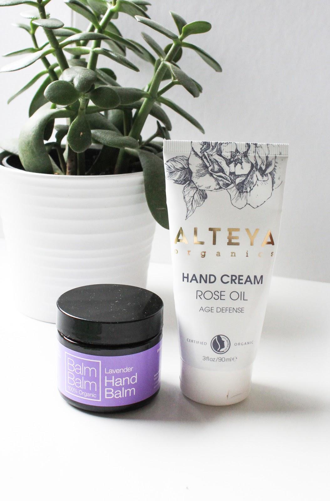 Balm Balm Lavender Hand Balm, Alteya Organics Hand Cream Age Defense. LoveLula