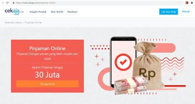 dana pinjaman online