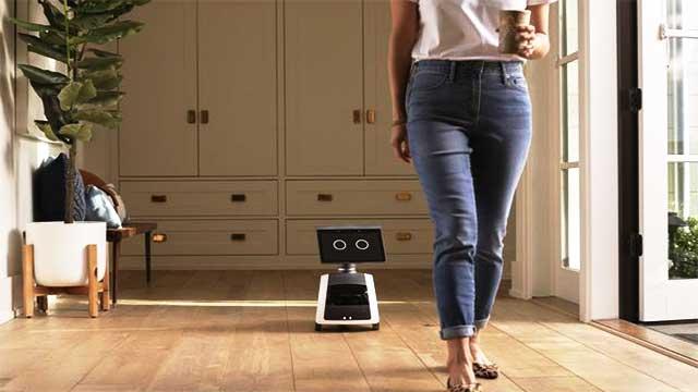 أمازون تطلق روبوتا منزليا بألف دولار