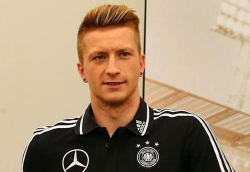 Marco reus hairstyle haircut 2017 marco reus haircut winobraniefo Image collections
