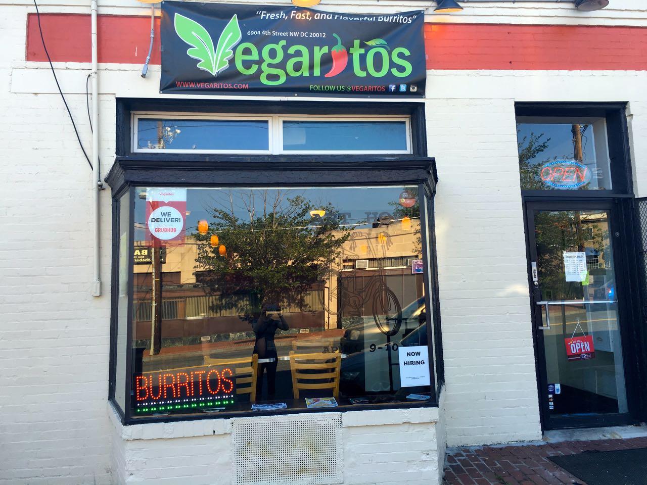 The Veracious Vegan Vegaritos Dc