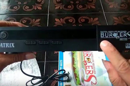 Cara Memasukkan Biss Key Matrix Burger MPEG4