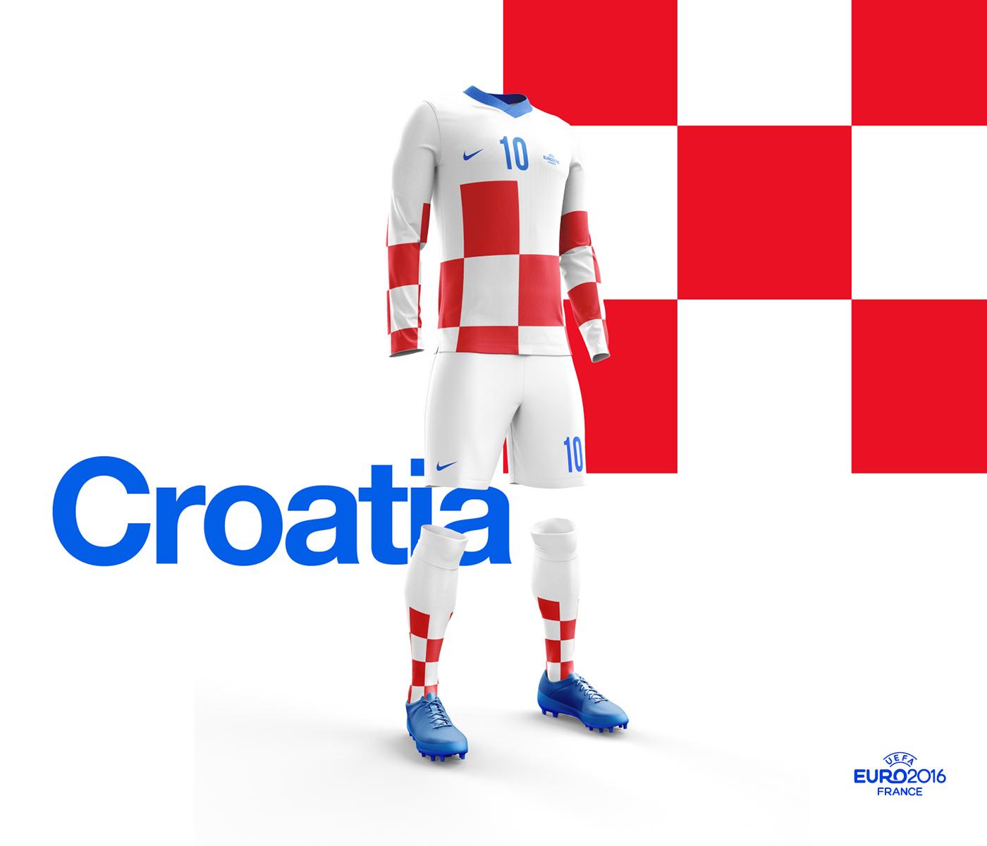 Camisas retrô da UEFA Euro 2016 - Grupo D - Show de Camisas 73d684d94203c
