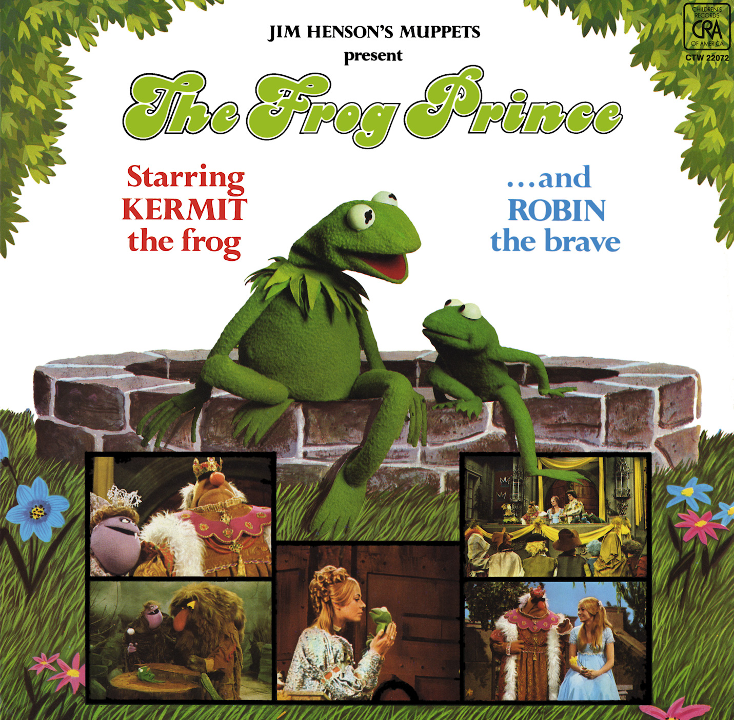 The Legacy of The Frog Prince