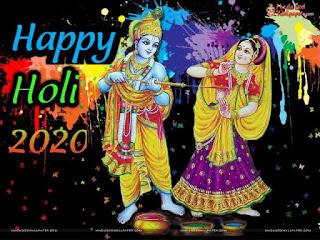 Happy holi shayri in hindi