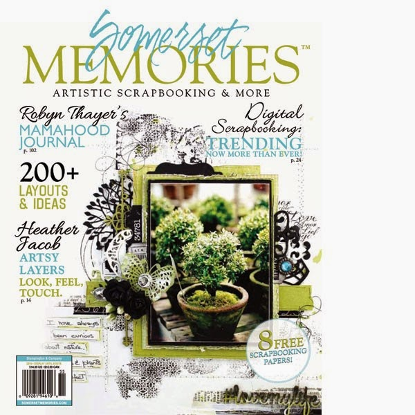 my work was published in Somerset memories