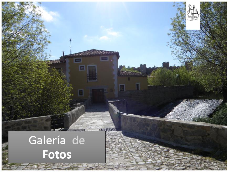 Galeria de Fotos del Restaurante el Molino de la Losa