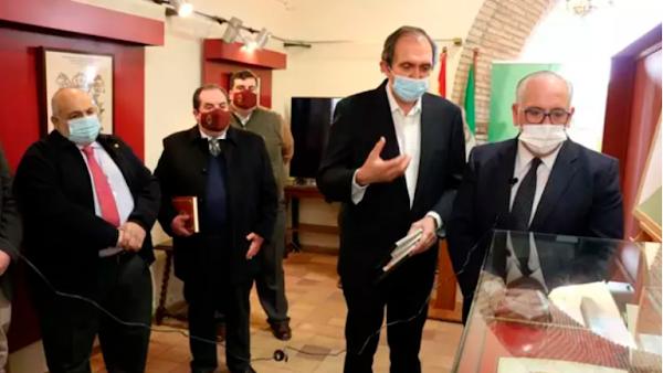 El Archivo Histórico digitaliza los estatutos de tres cofradías de Jaén de los siglos XVI y XVIII