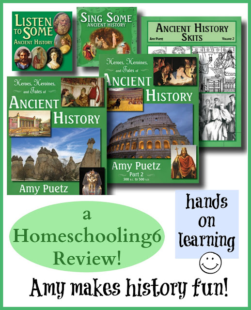 Golden Prairie Press Ancient History Review