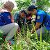 Usai Donor, Heppiii Community Komunitas di Lumajang Tanam Ratusan Bibit di Gunung Lemongan