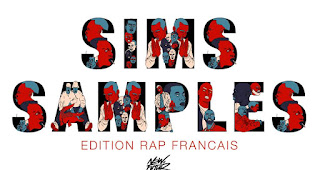 SIMS SAMPLES Edition Rap Français Vol.1 und 2   Mixtape mit Free Download
