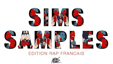 SIMS SAMPLES Edition Rap Français Vol.1 und 2 | Mixtape mit Free Download