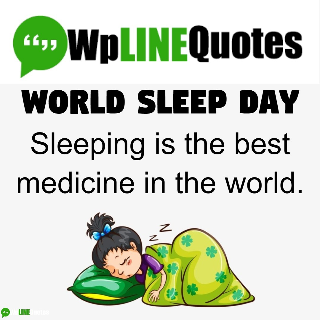 41+ (Best) World Sleep Day 2020: Quotes, Wishes, Facts, Theme, Activities, Campaign, Images