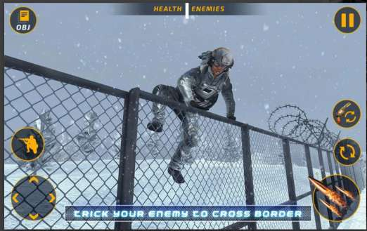 Game FPS Android Ukuran Kecil Counter Terrorist Battleground Apk