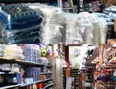 supplier toko plastik bungkus makanan kota Bekasi Jabar