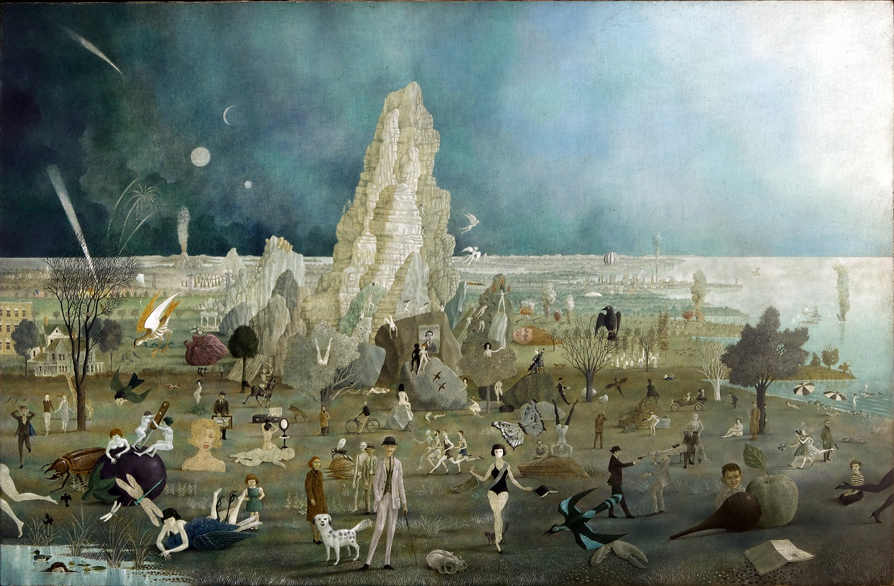 magic realism Magic realism evolved as a current within the post-expressionism movement in weimar germany related to the return to order movement as seen.