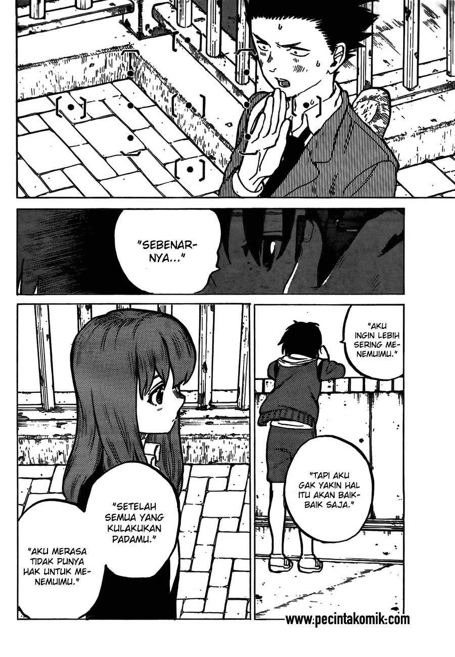 Koe no Katachi Chapter 09-17