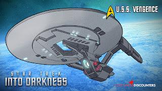 Pósters de las Naves de Star Trek para Imprimir Gratis.