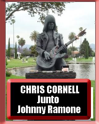 Tumba de Chris Cornell